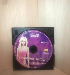 Игровой диск Barbie