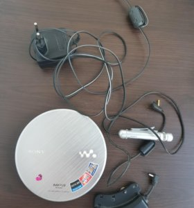 Mp3 плеер Sony CD walkman d-ne830