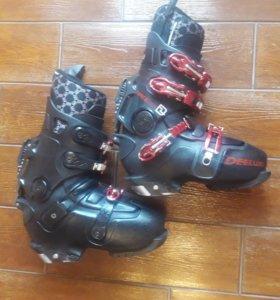 Ботинки жёсткие сноубордические