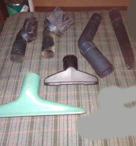 Насадки, трубки для пылесоса и мешок многразовый