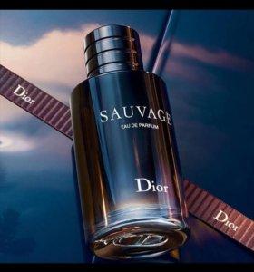 Мужские духи Dior Sauvage оригинал