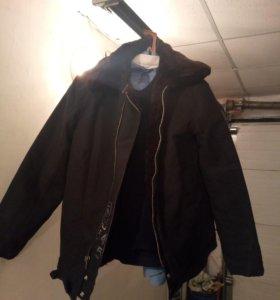 Летно -Техническая Меховая куртка Новая