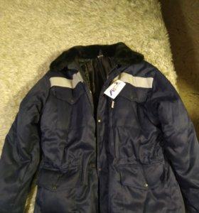 Куртка утепленная с комбинезоном