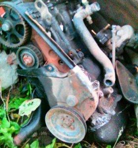 Мотор ауди 80