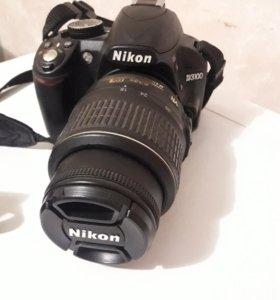 Зеркальный фотоаппарат NIКON D3100