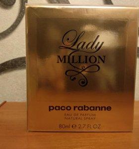 Духи Lady Million 80ml