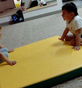 Детский гимнастический мат