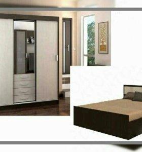 Набор мебельный в спальню