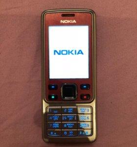 Nokia 6300 sliver