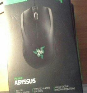 Игровая мышь Razer Abyssus 2014 black
