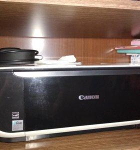 Струйный принтер на запчасти.