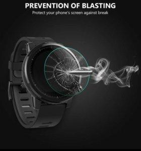 Стекло защитное( не плёнка) на круглые часы