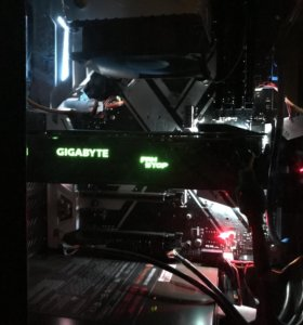 Видеокарта Gigabyte GTX 1050 Ti G1 Gaming 4Gb