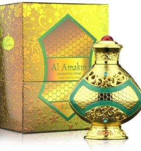 Масляные духи Al Amakin / Аль Амакин