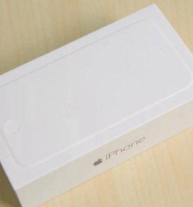 Айфон 6 коробка