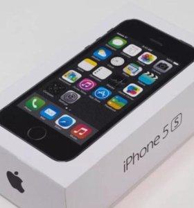 Айфон 5s коробка