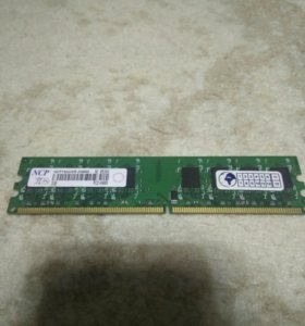 Оперативная память 2 Гб NCP DDR2 6400