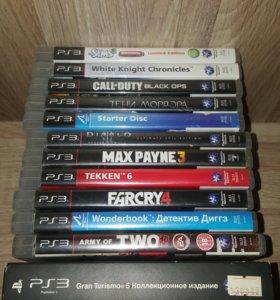 Продам диски на PS3