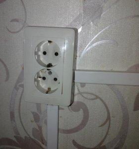 Требуется электромонтажник