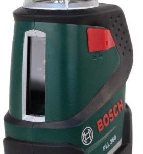 Лазерный уровень Bosch PLL 360