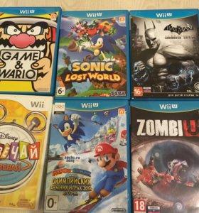 Игры Nintendo Wii U
