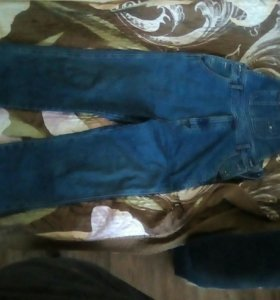 Камбинезон,джинсовый!