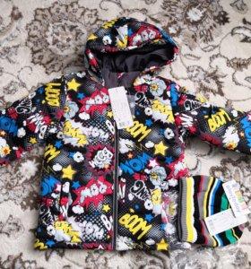 Куртка демисезонная PlayToday p.116 (новая)