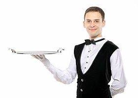 Требуются официанты на вечернее время