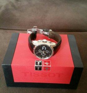 Швейцарские часы Tissot.