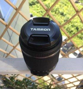 Объектив Tamron AF 18-200mm f/3.5-6.3 Nikon F