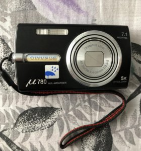 Компактный фотоаппарат OLYMPUS M 780