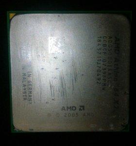 Процессор AMD Athlon 64x2