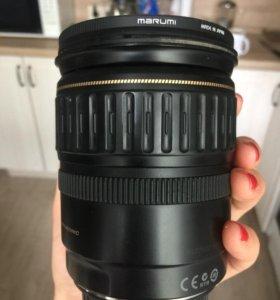 Объектив Canon EF 28-135/3.5-5.6