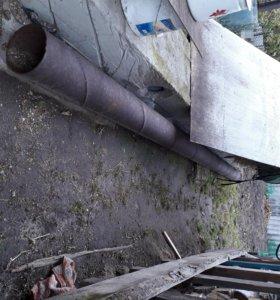Труба металлическая160-4000