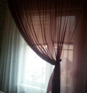 шторы вуаль