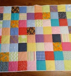 Лоскутное одеяло детское #2
