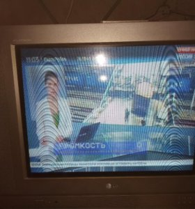 Телевизор LG без пульта