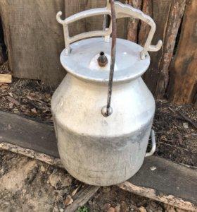 Бидон алюминиевый 25 литров