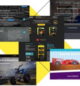 Разработка и продвижение сайтов любой сложности