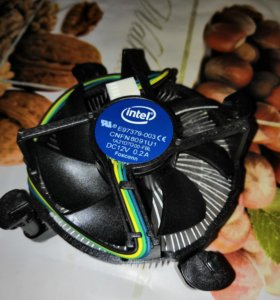 Кулер процессорный