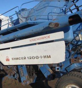 "Зерноуборочный комбайн ""Енисей-1200-1НМ-56"""