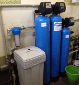 Очистка воды / Водоподготовка / Водоочистка