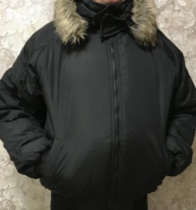 Новая куртка(аляска)
