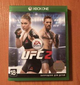 UFC 2 на XBOX ONE