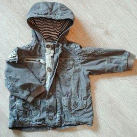 Куртка. Ветровка на малыша