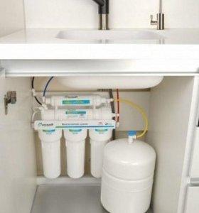 Фильтр для очистки воды на кухню