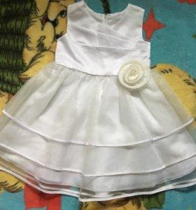Платье р.110