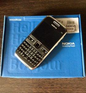 Nokia - E72