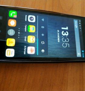Мобильный телефон thl в отличном состоянии