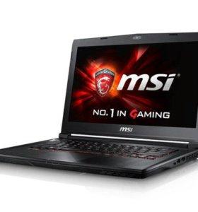 MSI GS40 - i7-6700HQ/16GB/1TB HDD/GTX 970M/WIN10